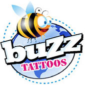 Buzz Custom Temporary Tattoos & Personalized Temporary Tattoos