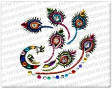 Stick on Body Tattoo Wholesalers